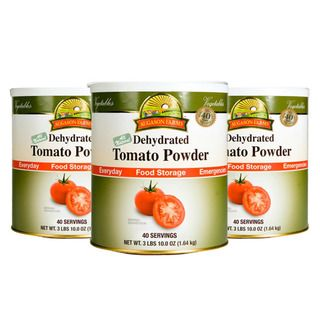 Augason Farms Food Storage Tomato Powder 3 Pack