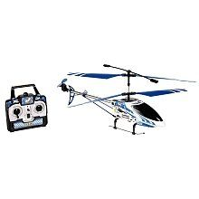 Fast Lane 3 Channel Gyro Helicopter with Case Toys