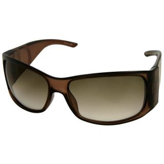 Christian Dior D1 Brown Plastic Sunglasses
