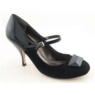 FCUK French Connection Mary Janes Women Black Shoes