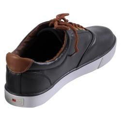 Beverly Hills Polo Mens Smooth Finish Lace up Sneakers