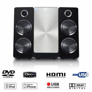 LG FB166 Micro chaîne Hifi/ DVD   Achat / Vente CHAINE HI FI LG