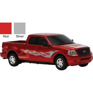 Premium Silver F 150 Remote Control Car