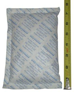 Pack Of 224 Gram Silica Gel Desiccant Packet 7.5 x 4.5 By Dry