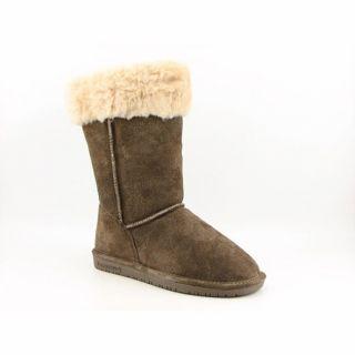 Bearpaw Marissa Womens SZ 8 Brown Maple Boots Snow Shoes