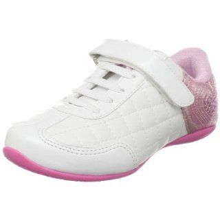 Pampili Bliz 226.11 Sneaker (Toddler/Little Kid),Blanco 27