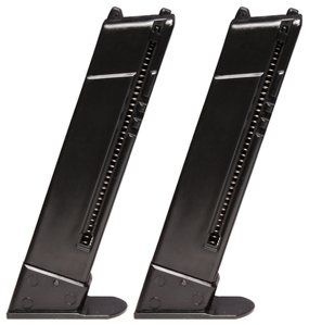 SIG Sauer P226 Magazine, 24 rds ea, 2 Mags: Sports