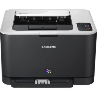 Samsung CLP 325W Laser Printer   Color   Plain Paper Print   Desktop