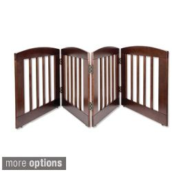 Dynamic Accents Cherry 24 inch Tall Pet Gate Today $79.99   $119.99 5