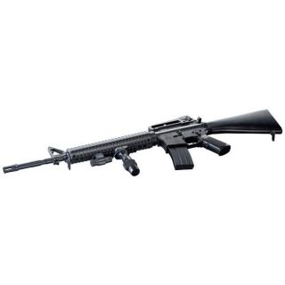 Spring Action M16A3 Assault Rifle Full Stock Airsoft Gun