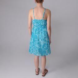 Journee Collection Juniors Floral Print V neck Dress