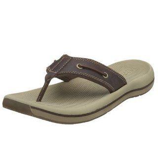 Sperry Top Sider Mens Santa Cruz Thong Sandal Shoes