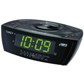iHome T227B Timex Alarm Clock Radio for iPod, Black