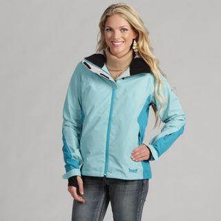 Marker Womens Vega Aqua Weatherproof Ski Jacket