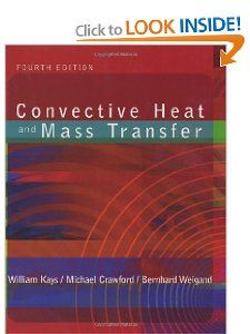 MP for Convective Heat & Mass Transfer (9780072990737