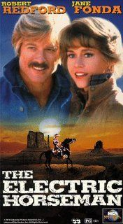 Electric Horseman [VHS] Robert Redford, Jane Fonda