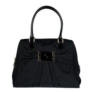 Fendi Mia Zucca Duffle Bag