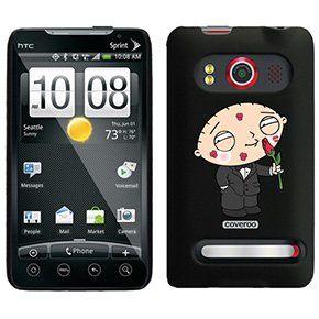 Stewie Valentine Rose on HTC Evo 4G Case  Players