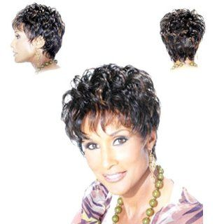 BEVERLY JOHNSON Human Hair Wig H223, 44 Beauty