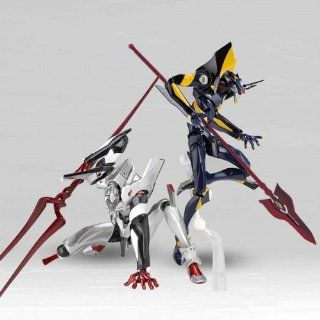 Revoltech Evangelion Evolution Eva Unit 4 & Mark.06