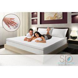 Sarah Peyton Soft Luxury 12 inch Full size Memory Foam Mattress
