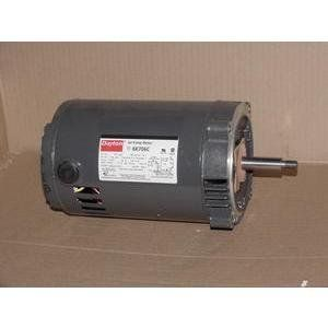 HP JET PUMP ELECTRIC MOTOR 115/230 VOLT 3450 RPM