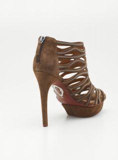 Elie Tahari Odette High Heeled Platform Sandal