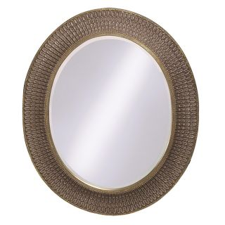 Scottsdale Antique Silver Leaf Mirror