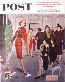 Saturday Evening Post January 10 1959 Vol 231 No 28   True Firsts