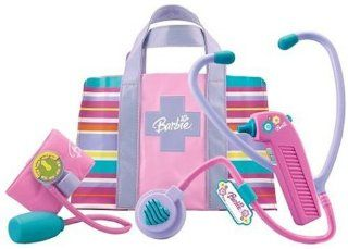 Barbie Checkup Time Doctor Kit: Toys & Games