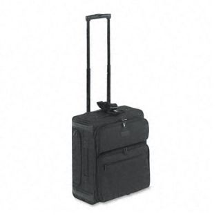Rolling Dual Side Notebook Computer/Overnighter Case