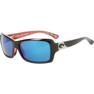 costa del mar Islamorada sunglasses Color Shiny Black