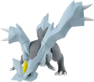 Pokemon Black White 8 KYUREM Soft Vinyl Action Figure Toy