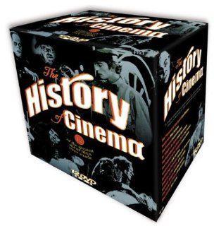 History of Cinema (12 DVD) Lon Chaney, Mary Philbin