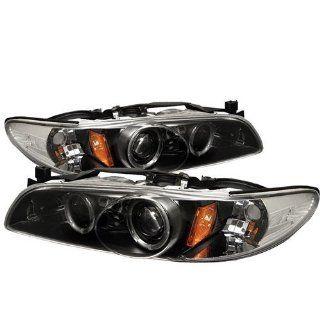 Pontiac Grand Prix 97 98 99 00 01 02 03 1PC Halo Projector Headlights
