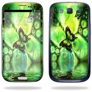 Protective Vinyl Skin Decal Cover for Samsung Galaxy S III
