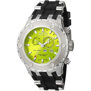 Invicta Mens Stainless Steel Multifunction Watch