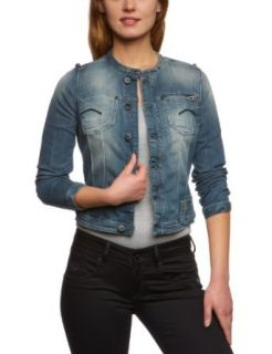 G Star Womens Attacc Denim Jacket Clothing