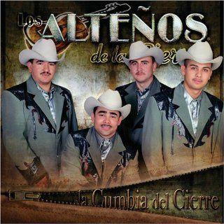 Cumbia Del Cierre Altenos De La Sierra Music