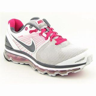 Nike Air Womens Max+ 2010 White Running EU Shoes
