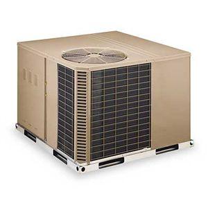 Dayton 1AYR3 Pkg Rooftop Heat Pump, 2.5 Ton, 1 Ph