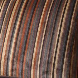 ETHAN HOME Decor Dark Stripe Lounge Chair