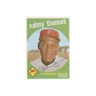 1959 Topps #235 Valmy Thomas   VG Collectibles