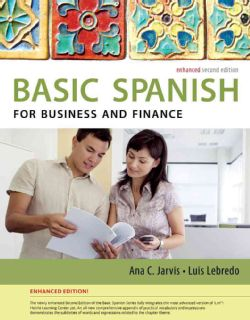 Basic Spanish for Business and Finance (Paperback) Today $101.03