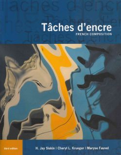 Taches dencre: French Composition (Paperback) Today: $139.17
