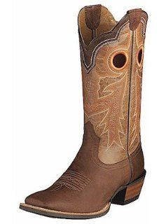 Ariat Boots Wildstock 10005876 Weathered Brown Shoes