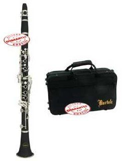 Bartok Professional Bb Soprano Clarinet Wood Grain Finish