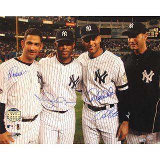 Steiner Sports Derek Jeter/ Jorge Posada/ Mariano Rivera/ Andy