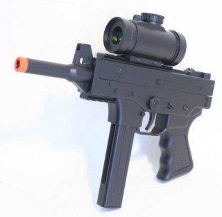 M303 Airsoft Pistol Gun w bbs & Red X Site 230 fps Sports & Outdoors