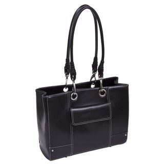 McKlein USA Serena Faux Leather Womens Business Tote